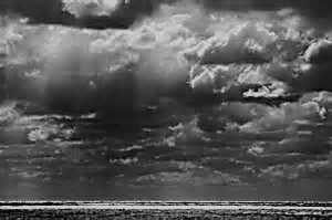 Storm Clouds Over the Shoreline